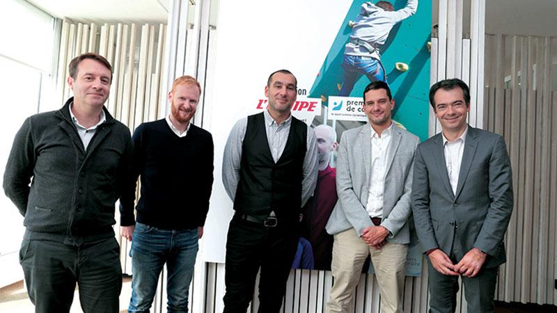 Le Fondaction l'Equipe met en lumière le sport à l'hôpital