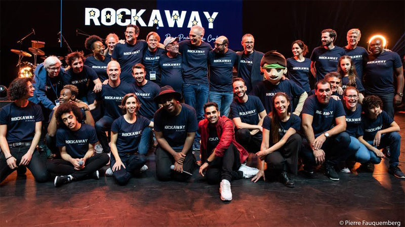 Concert Rockaway 2019 à l'Olympia pour Premiers de Cordée