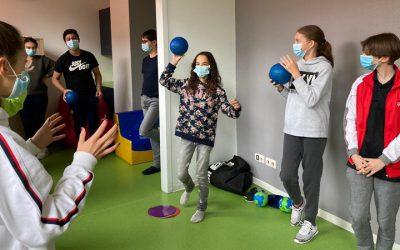 Une Semaine du Sport à l'Hôpital maintenue malgré la crise sanitaire