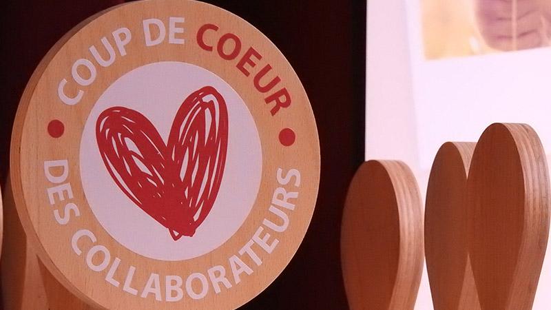 Premiers de Cordée, lauréat du trophée coup de coeur des collaborateurs d'ADREA