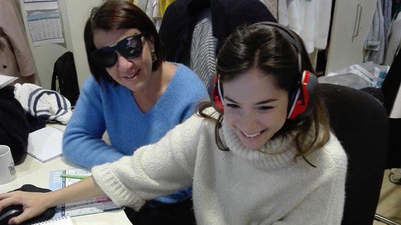 SEEPH 2018: Premiers de Cordée sensibilise au handicap