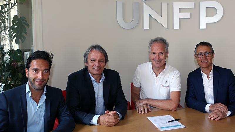 L'UNFP partenaire de Premiers de Cordée !